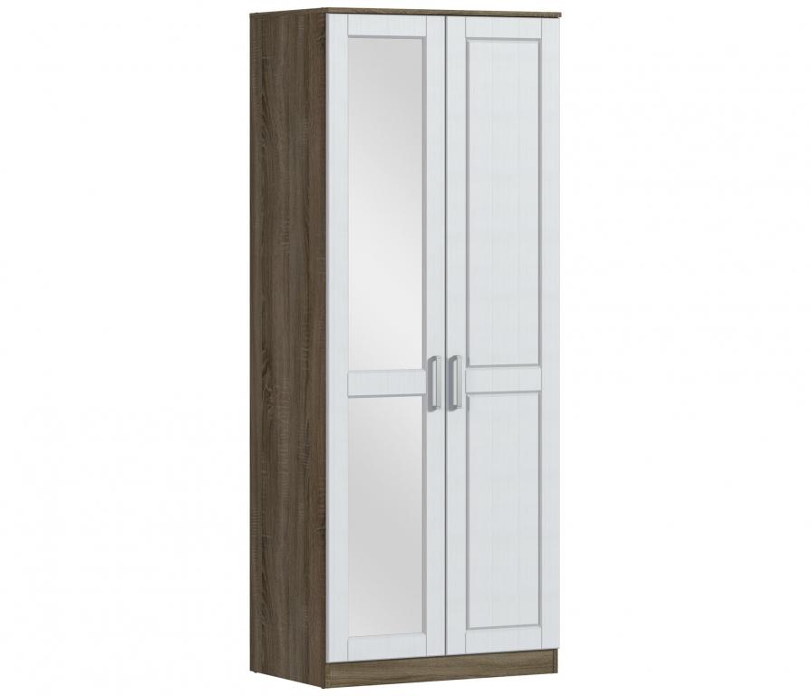 Купить Илона СБ-2666 Шкаф 2-х дверный в интернет магазине мебели СТОЛПЛИТ