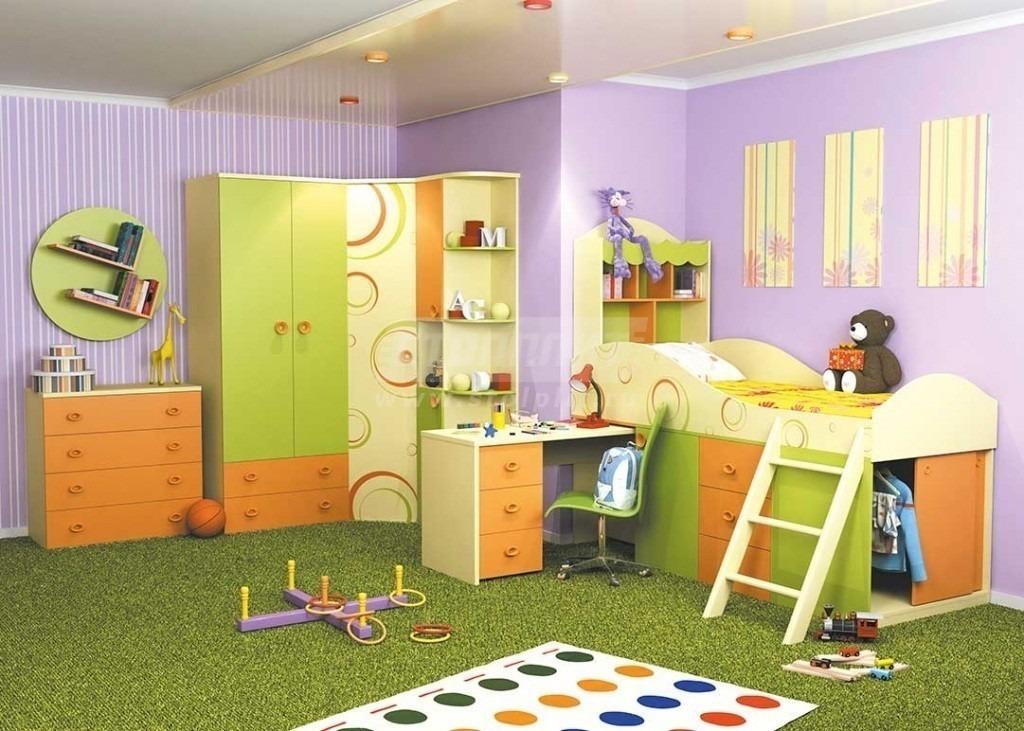 Купить Мебель для детских комнат Фруттис № 1 в интернет магазине мебели СТОЛПЛИТ