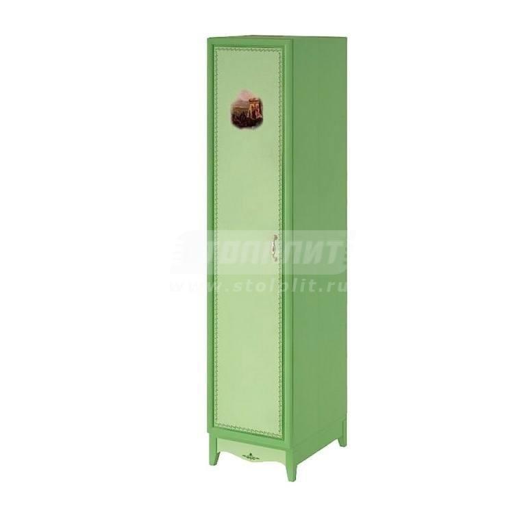 Купить Шкаф 1-дверный глубокий, со штангой в интернет магазине мебели СТОЛПЛИТ