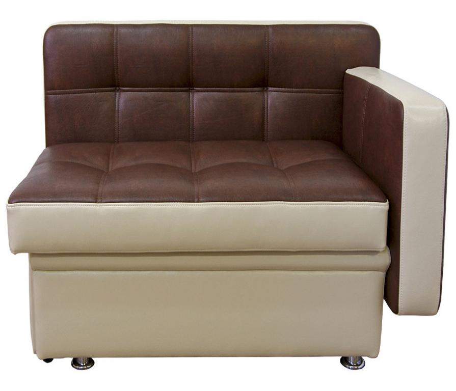Купить Диван Фокус. Подлокотник справа (125) в интернет магазине мебели СТОЛПЛИТ
