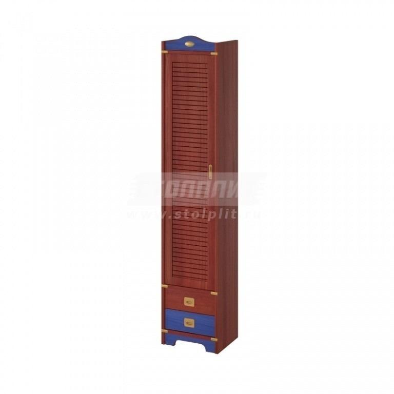 Купить Шкаф 1-дверный, узкий глубокий в интернет магазине мебели СТОЛПЛИТ