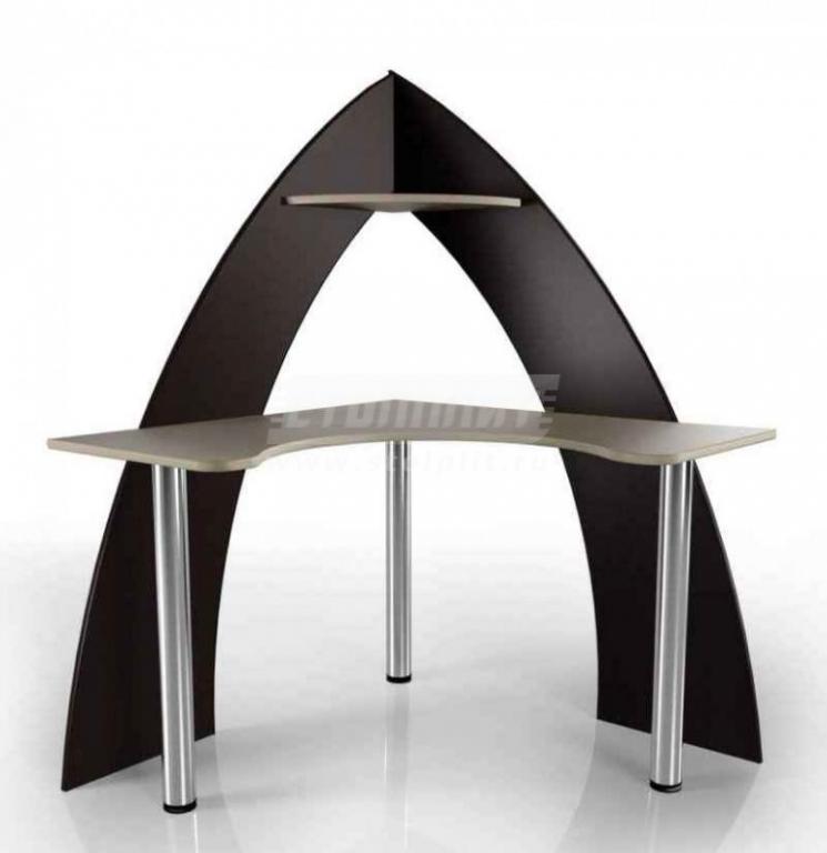 Купить Стол для компьютера МБ – 46 в интернет магазине мебели СТОЛПЛИТ