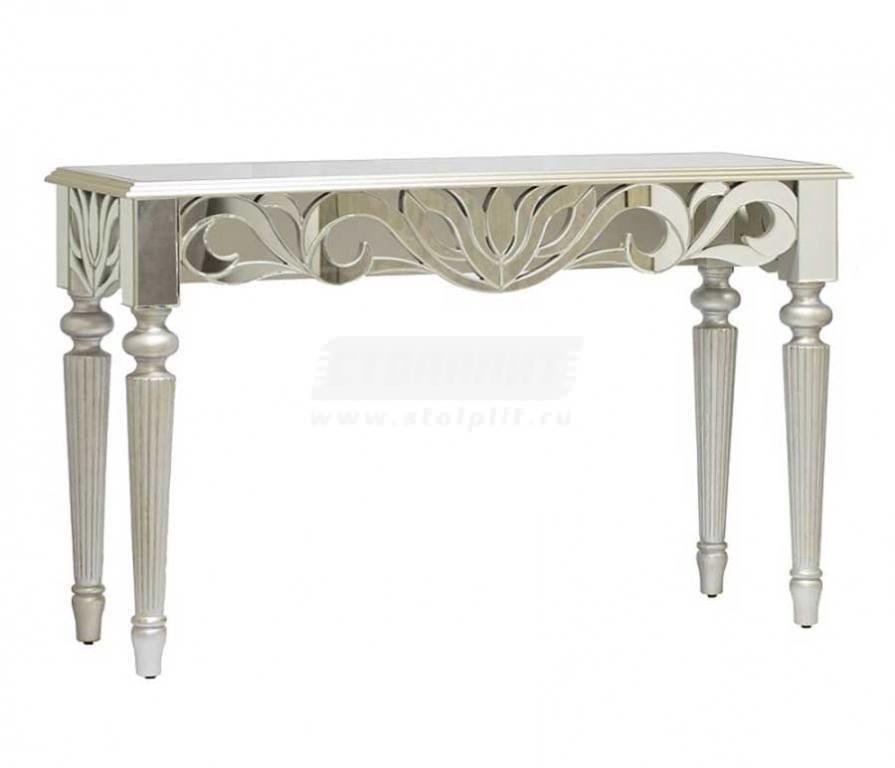 Купить Консоль зеркальная KFC651 в интернет магазине мебели СТОЛПЛИТ