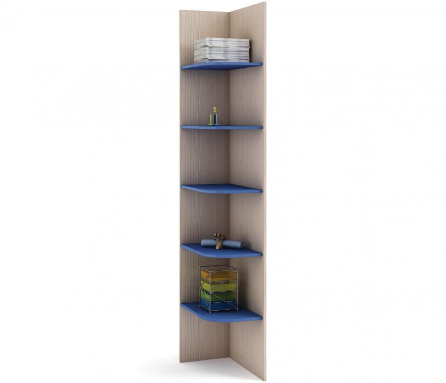 Купить Дакота СБ-2099 Стеллаж торцевой в интернет магазине мебели СТОЛПЛИТ