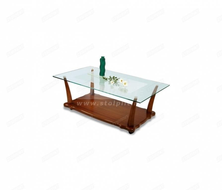 Купить Журнальный стол Квартет 6М в интернет магазине мебели СТОЛПЛИТ
