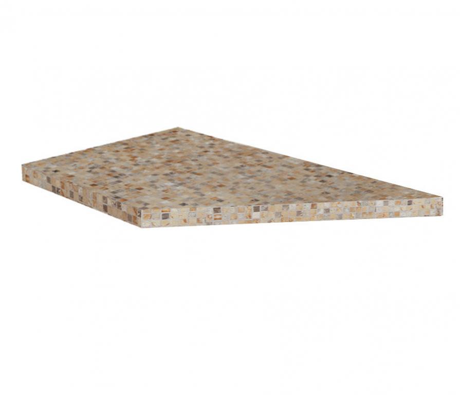 Купить Столешница К22 левая в интернет магазине мебели СТОЛПЛИТ