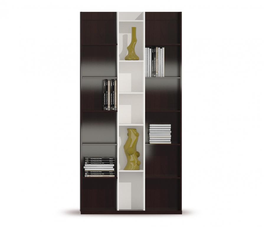 Купить Оливер СВ-393 стеллаж большой в интернет магазине мебели СТОЛПЛИТ