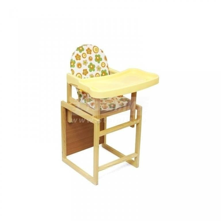 Купить Стульчик для кормления Globex Мишутка,  1403 в интернет магазине мебели СТОЛПЛИТ