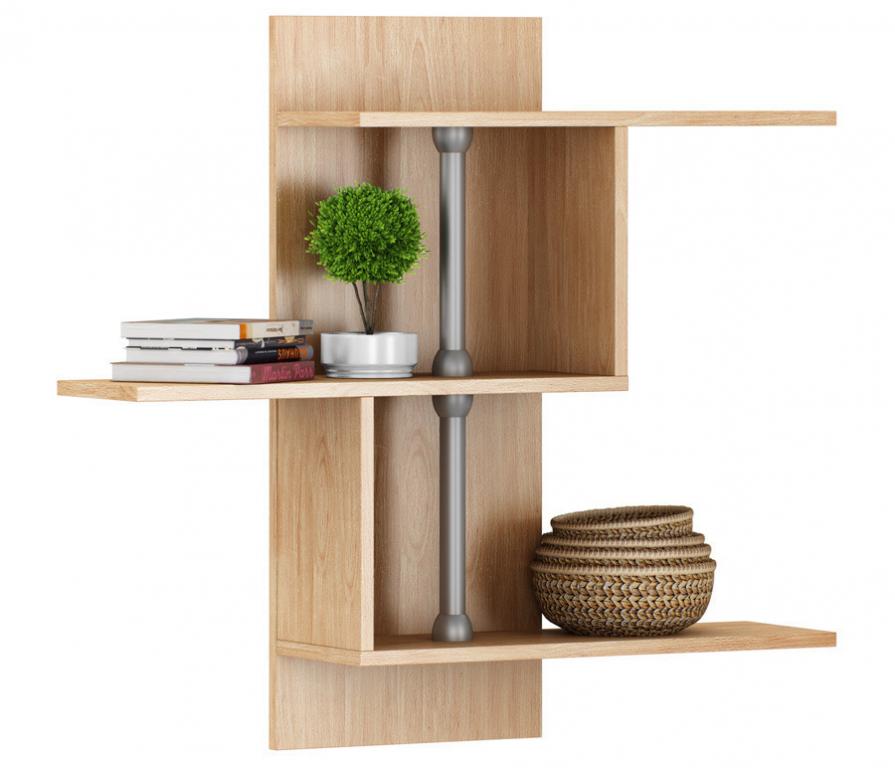 Купить Терра Комфорт СБ-2341 Полка БукW в интернет магазине мебели СТОЛПЛИТ