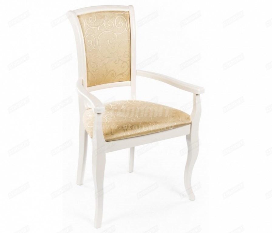Купить Кресло Milano молочное в интернет магазине мебели СТОЛПЛИТ