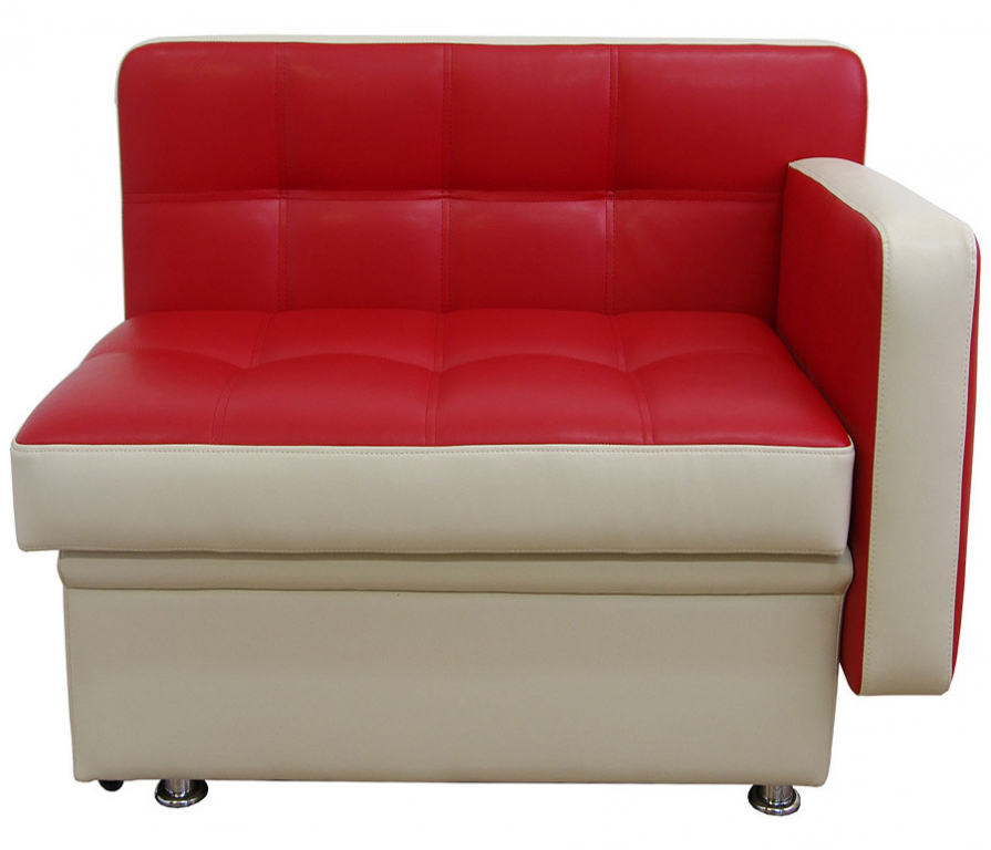 Купить Диван Фокус. Подлокотник справа (125 кат.2) в интернет магазине мебели СТОЛПЛИТ