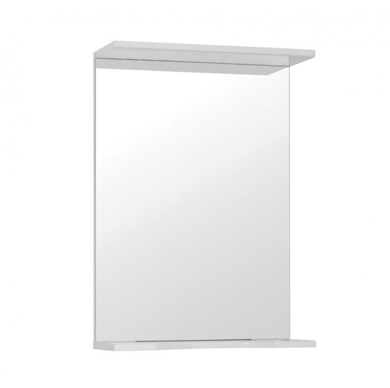 Купить Шкаф зеркальный (зеркало в ванную) Инга 60 в интернет магазине мебели СТОЛПЛИТ