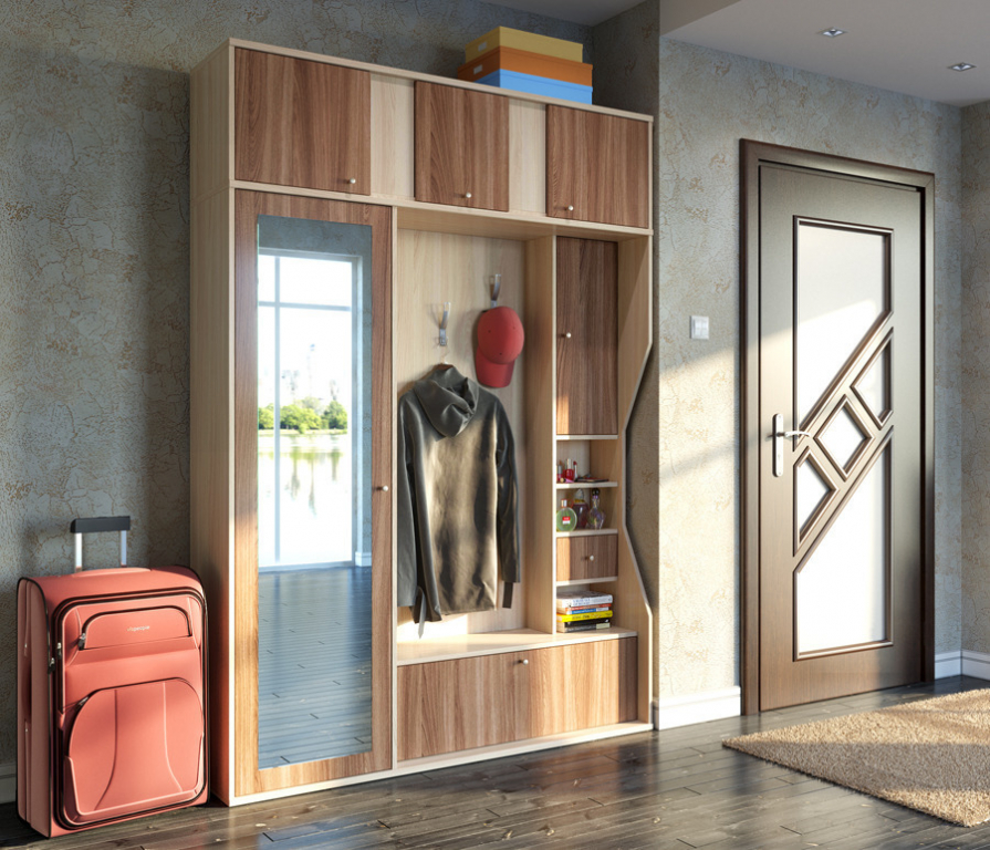 Купить Элегия СВ-250 прихожая в интернет магазине мебели СТОЛПЛИТ