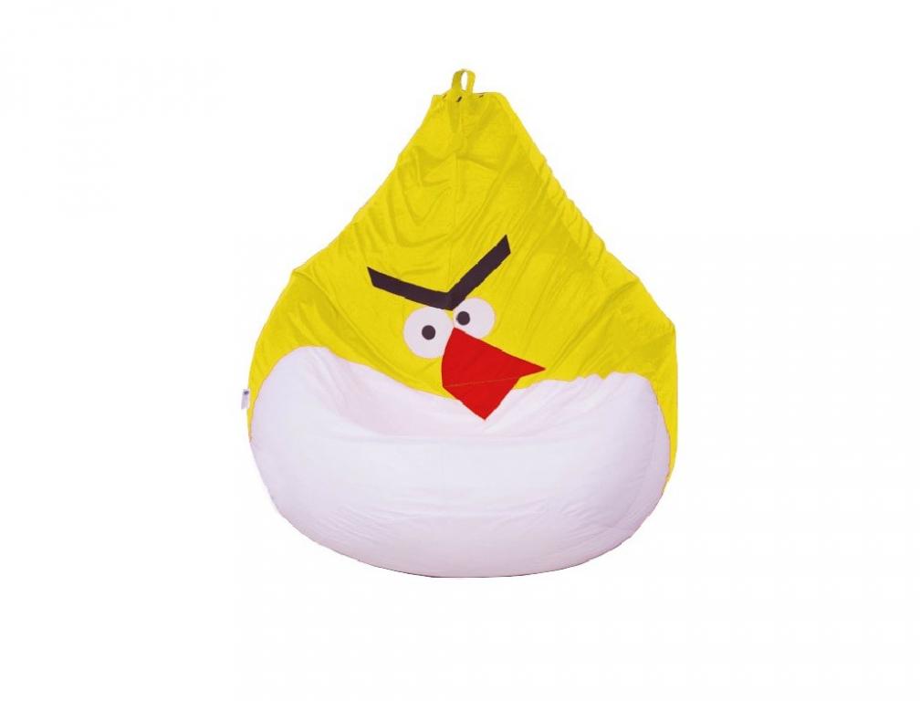 Купить Кресло-груша Angry Birds Детский в интернет магазине мебели СТОЛПЛИТ