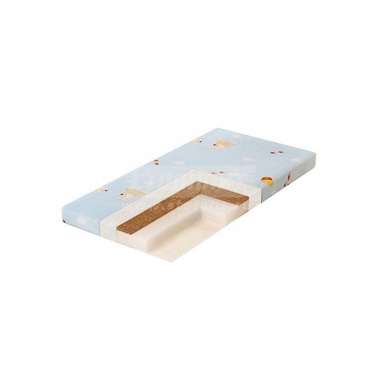 Купить Plitex Матрас в кроватку Юниор-Premium (119х60х7см) ЮП-119-01 в интернет магазине мебели СТОЛПЛИТ