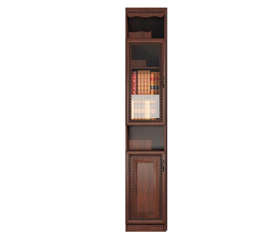 Купить Эльза СВ-424 колонка с витриной в интернет магазине мебели СТОЛПЛИТ