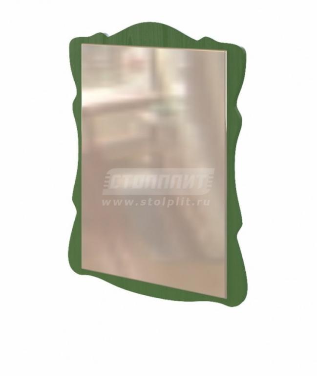 Купить Зеркало прямоугольное, настенное в интернет магазине мебели СТОЛПЛИТ