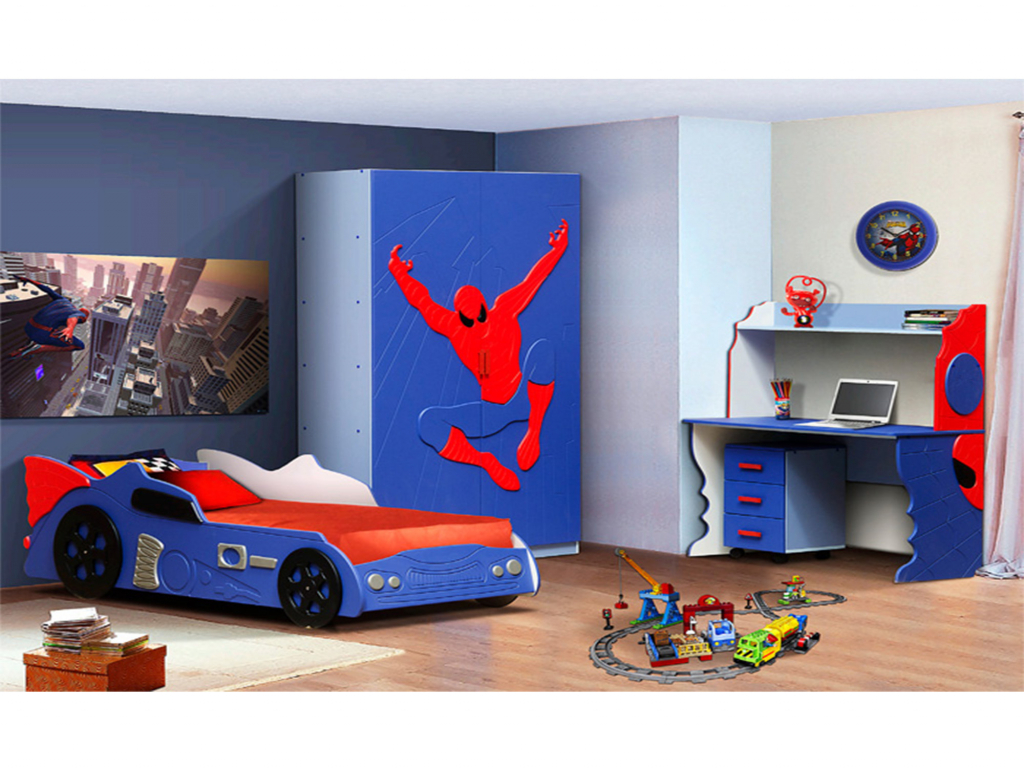 Купить Спальный гарнитур Паук в интернет магазине мебели СТОЛПЛИТ