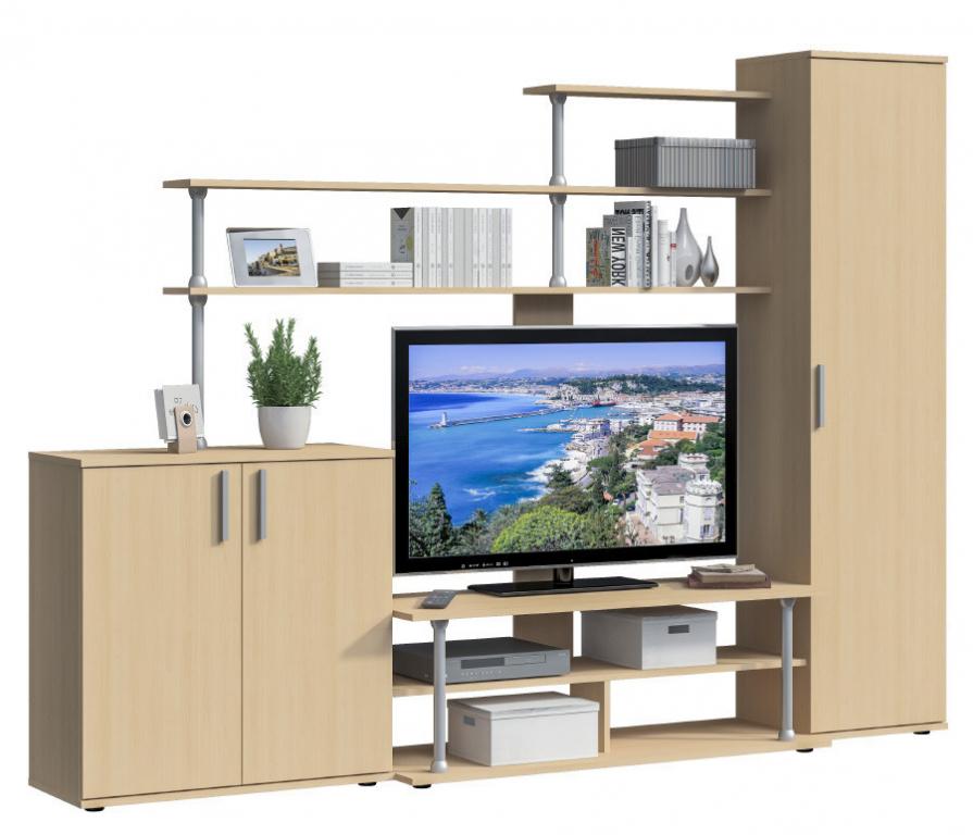 Купить Лада СБ-2591 Стенка в интернет магазине мебели СТОЛПЛИТ