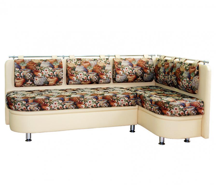 Купить Угловой диван с встроенным спальным местом и ёмкостью для хранения Метро 1200 в интернет магазине мебели СТОЛПЛИТ