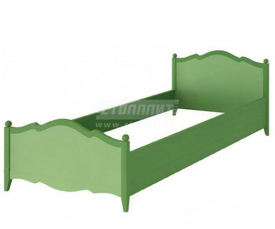 Купить Кровать (120 х200) в интернет магазине мебели СТОЛПЛИТ