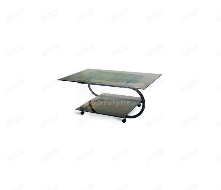 Купить Журнальный стол Дуэт 10 в интернет магазине мебели СТОЛПЛИТ